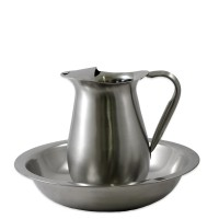 INOX STAINLESS STEEL WATER JUG
