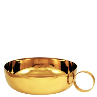BOWL PATEN WITH HANDLE