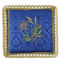 BLU PALL EMBROIDERED