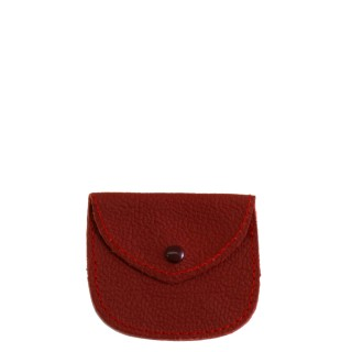 REAL LEATHER BORDEAUX ROSARY CASE
